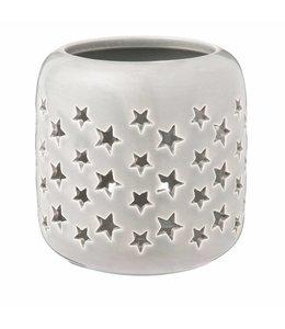 Teelichthalter Teelichthalter Sternenzauber - 2er Set