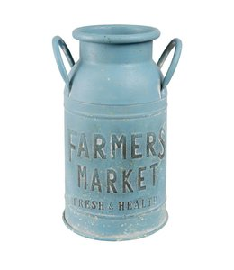 Milchkannen Landhausstil Milchkanne Farmers Market
