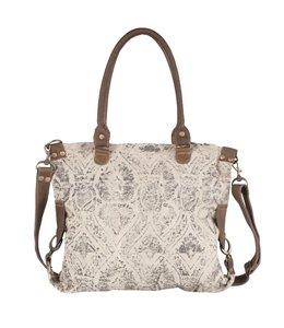 Garten Damentasche Vintage