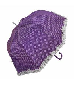 Regenschirme Regenschirm lila