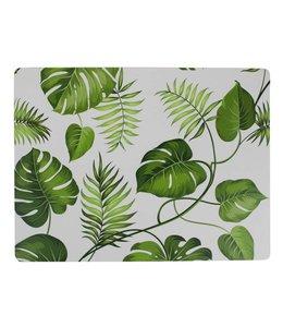 Tischsets für den Gartentisch Tischset Dschungel - 4er Set