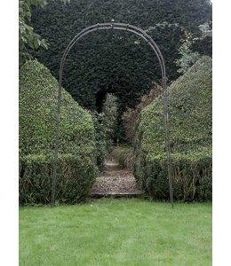 Landgarten Rosenbogen - englischer Landhausstil