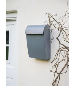 Briefkästen Großer Briefkasten Charcoal