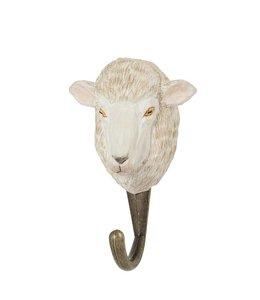 Kleiderhaken Schaf