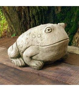 Steinfiguren für den Garten Steinfigur Ochsenfrosch