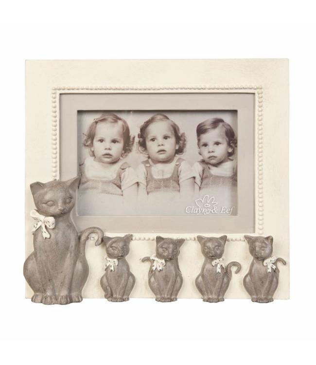Bilderrahmen Katzen