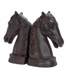 Buchstützen Pferde