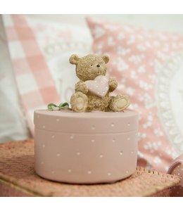Sparbüchse für kleine Gärtnerinnen