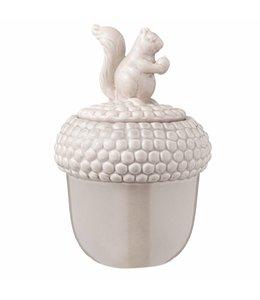 """Vorratsdose """"Eichhörnchen"""" Keramik"""