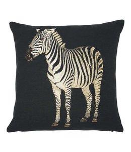 Kissenhülle Zebra 45x45