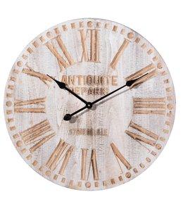 Landhaus Uhren Wanduhr Antiquité