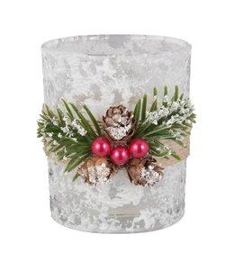 Teelichterhalter Weihnachten
