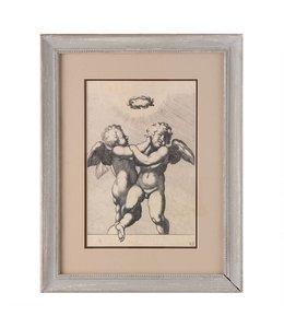 Wandbild Engel