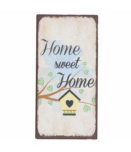 """Kühlschrankmagnet """"Home sweet Home"""""""