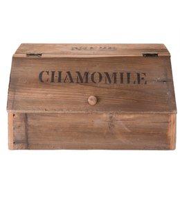 """Holzkiste """"Chamomile"""""""