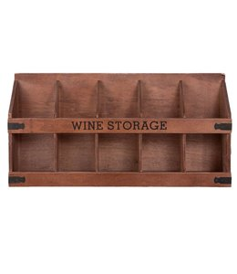 "Weinregal Landhausstil ""Wine Storage"""