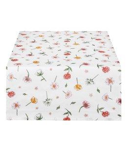 """Tischläufer """"Sommerblumen"""" 50x140"""