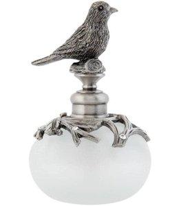 """Deko-Parfumflasche """"Vogel"""""""