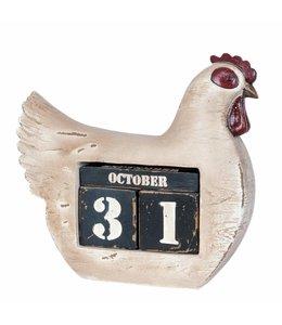 "Kalender ""Huhn"""
