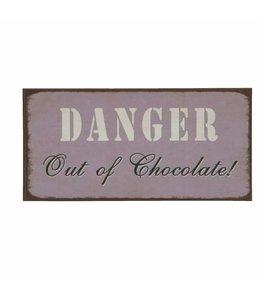 "Kühlschrankmagnet ""Chocolate"""