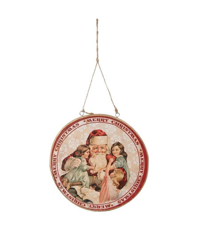 """Landhaus Nostalgischer Weihnachtsanhänger """"Christkind"""""""