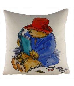 "Kissenhülle ""Paddington Bär liest ein Buch"" 40x30"
