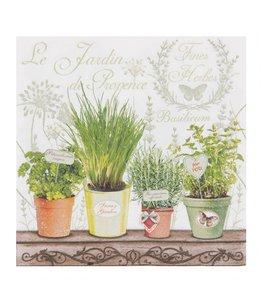 "Papierservietten ""Jardin de Provence"""