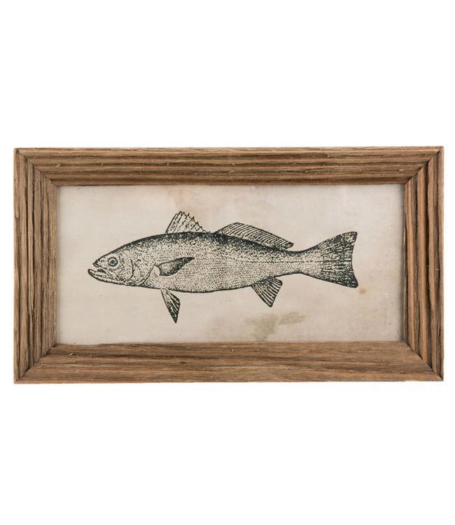 """Wandbild """"Fisch"""""""