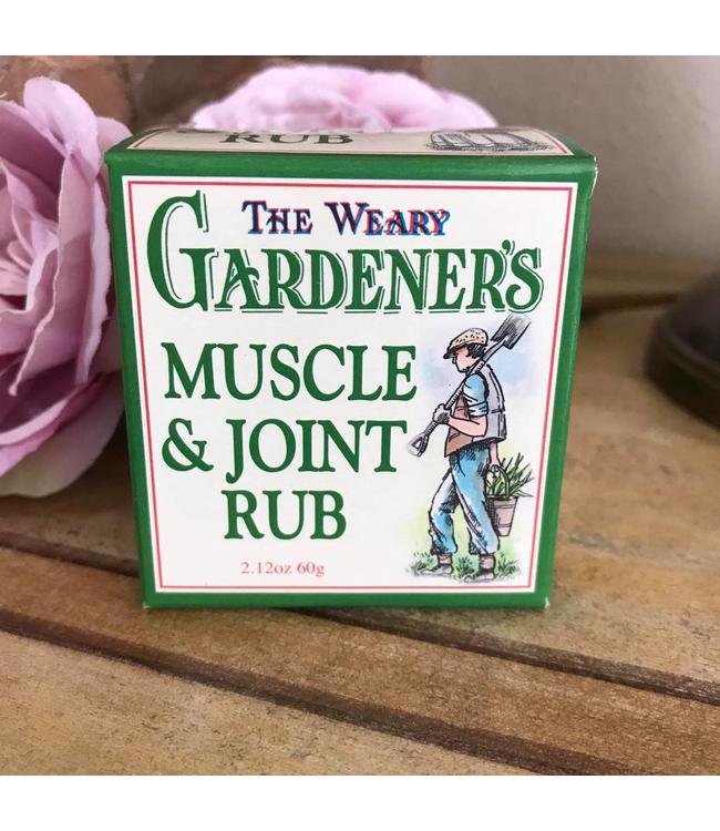 Weary Gardeners Muskelcreme