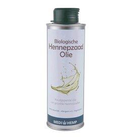 Medihemp Hennepolie Bio gepeld hennepzaad 250ml