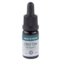Cbd olie 10% 10ml ~1000mg