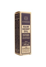 CBD Olie Raw 3% 10ml ~100mg CBD ~200mg CBDA
