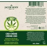Jacob Hooy cbd creme 50ml ( Jacob Hooy cbd creme)