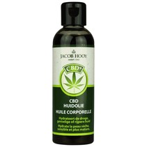 CBD Huidolie 100ml ( Jacob Hooy)