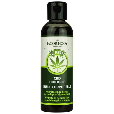 Jacob Hooy CBD Huidolie 100ml ( Jacob Hooy)
