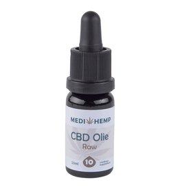 Medihemp CBD Olie Raw 10% Naturel 10ml