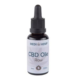 Medihemp Medihemp CBDolie kopen Raw Naturel 5% 30ml