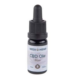 Medihemp CBD Raw 5% 10ml