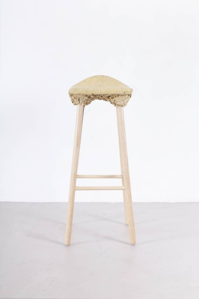 Marjan van Aubel & James Shaw Well Proven stools project