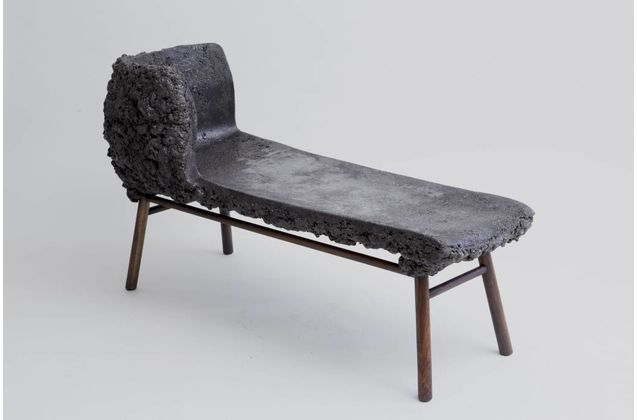 Marjan van Aubel & James Shaw Well Proven Chaise