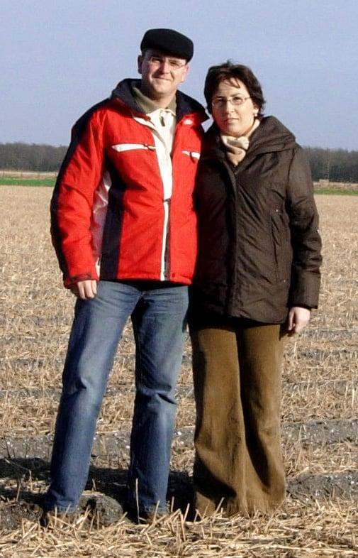 Anna e Jaap Koot