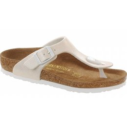 Birkenstock Gizeh kids magic galaxy white