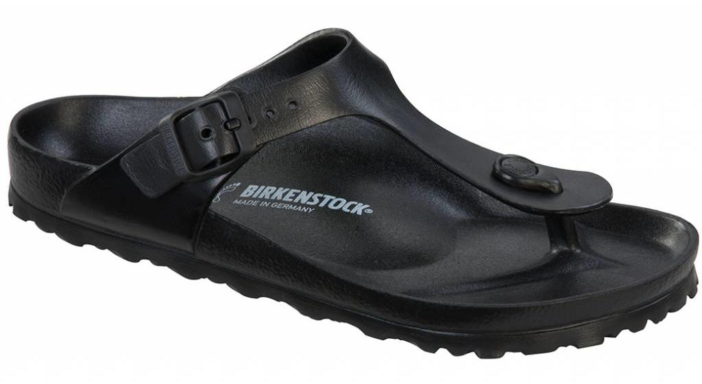 Birkenstock Gizeh eva flipflop black