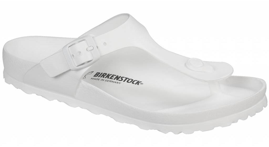 Birkenstock Gizeh eva flip-flop white