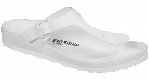 Birkenstock Birkenstock Gizeh EVA beach sandal white
