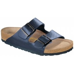 Birkenstock Arizona blue with soft insole