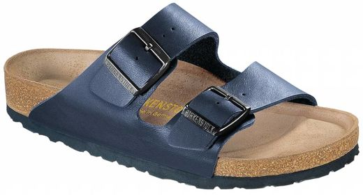 Birkenstock Birkenstock Arizona blue with soft insole