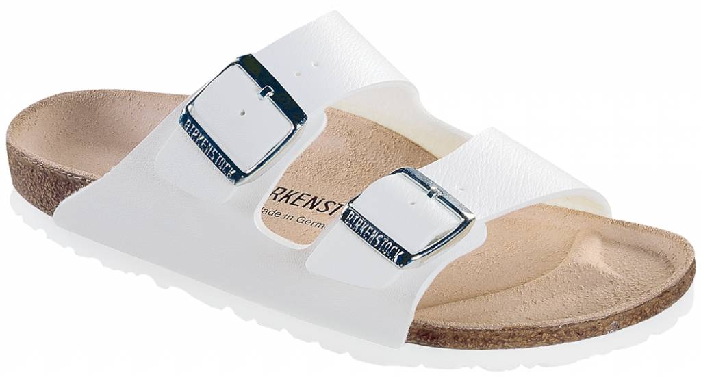 Chaussures Blanches Pour Les Hommes Birkenstock Arizona 6YVmhetRo