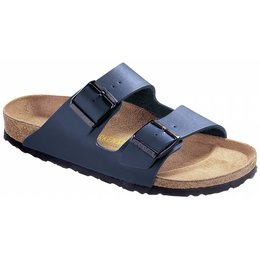 Birkenstock Arizona blauw in 2 breedtes