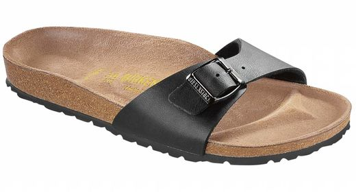Birkenstock Birkenstock Madrid black in 2 widths